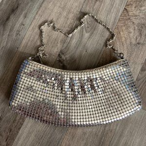 3/$15 Metallic Clutch with Chain